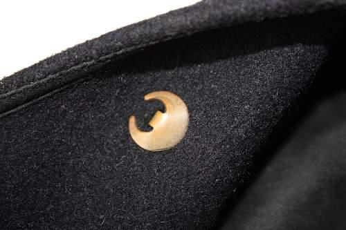 dark blue 1942 ARP beret