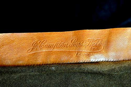 British made overseas cap- J. Compton Sons. London