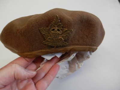 Officers Private purchase Beret