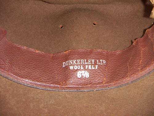 Click image for larger version.  Name:Dunkerley Ltd Wool Felt Early wool Puggaree 7.jpg Views:116 Size:322.6 KB ID:588250