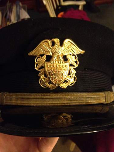 US Army transport cap