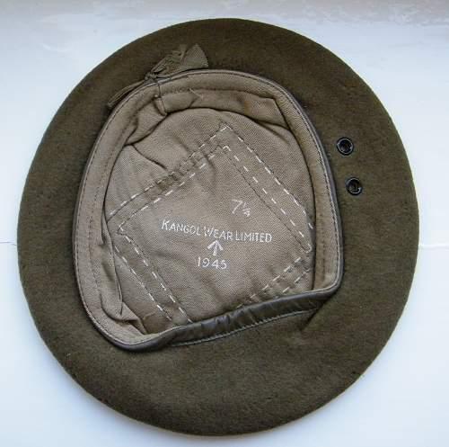 Click image for larger version.  Name:Kangol beret 1945 2.jpg Views:863 Size:220.1 KB ID:605246