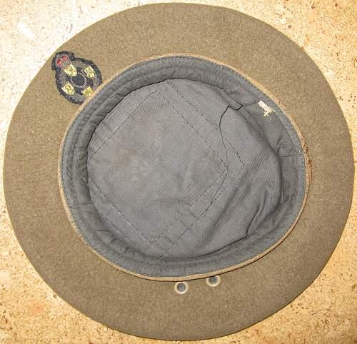 Click image for larger version.  Name:1944 Kangol REM beret (1).jpg Views:164 Size:223.5 KB ID:607108