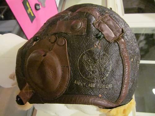 B6 Flight helmet
