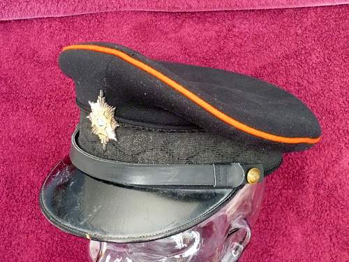 Lets see your British Army Dress/forage Caps and chat!!!