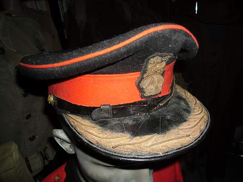 Just got this visor  cap from the local opp shop dated 1950