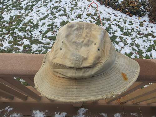 Field cap well used