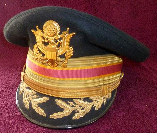 Some More US Caps II  US Army