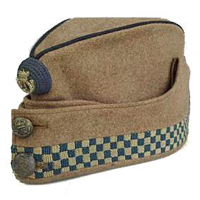 Victorian field service cap ID please