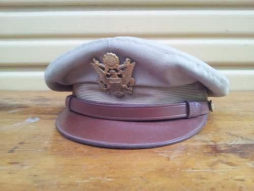 WW2 USAAF Crusher