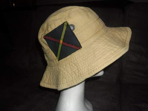 trying to date and identify this giggle hat :)