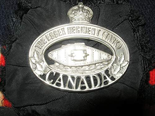 WWII Canadian Sidecaps