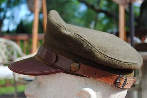 WW2 US Garrison Hat