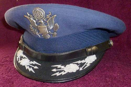 Some More US Caps III US Air Force