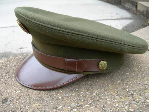 WWII US Hat Question