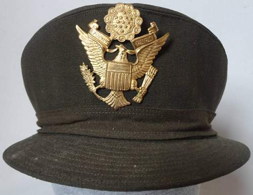 My US Visor Cap Collection