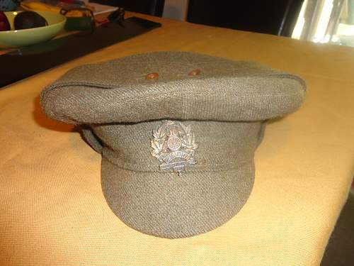 Looking for AIF slouch hat