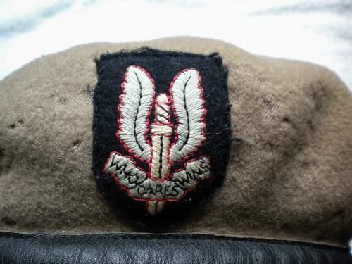 SAS Beret