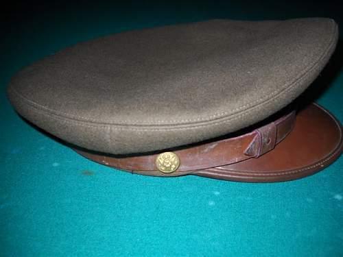 WWII Crusher Cap