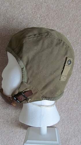 A8 cloth flight helmet