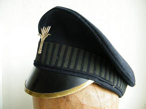 Lets See Your British Army Dress Forage Caps And Chat