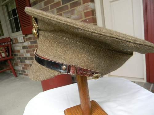 Grenadier Guards o/r's service dress cap