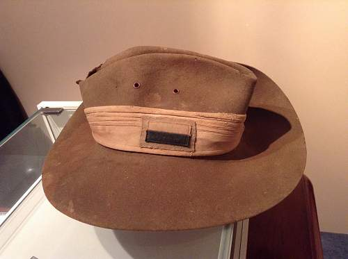2/4th Inf. Bat. slouch hat.