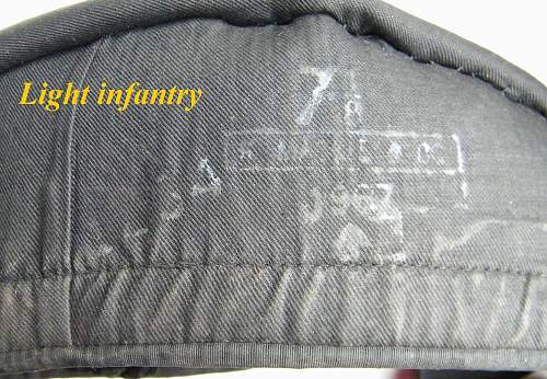 Click image for larger version.  Name:light infantry markings.jpg Views:19 Size:239.5 KB ID:747849