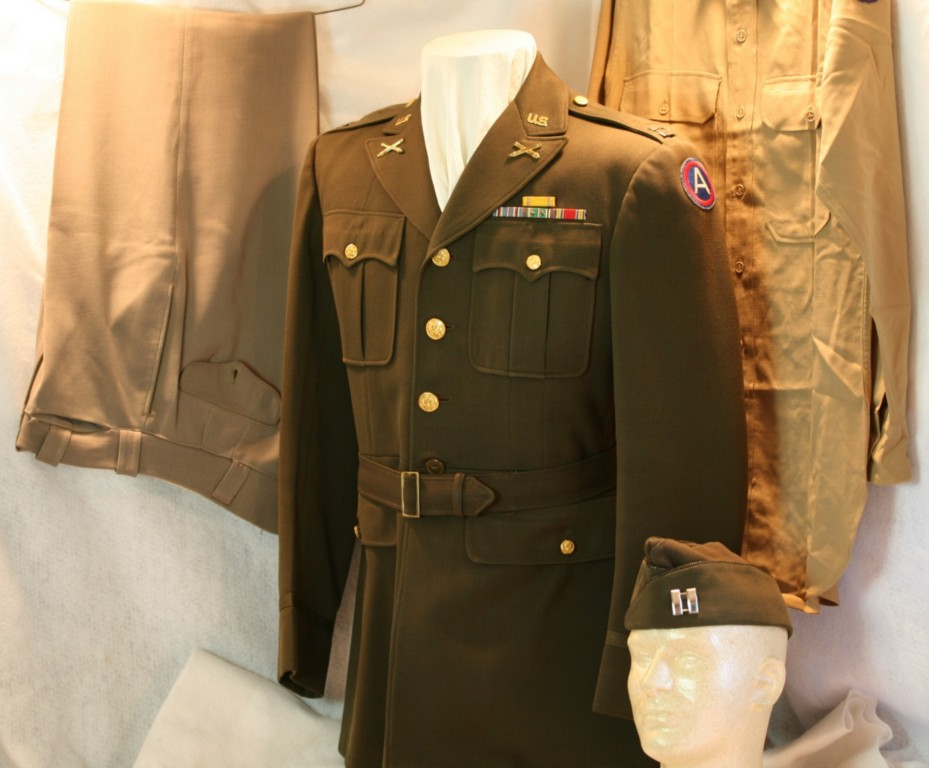Army Officer Uniform Pictures 37