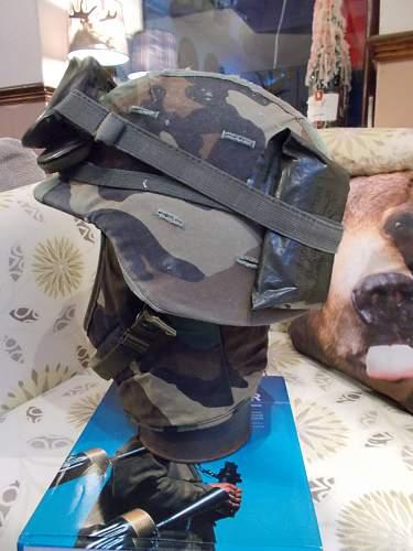vietnam era helmet liner