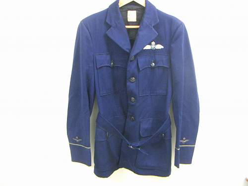 Click image for larger version.  Name:WW2 RAAF PO Winter Tunic 1.jpg Views:252 Size:123.4 KB ID:783610