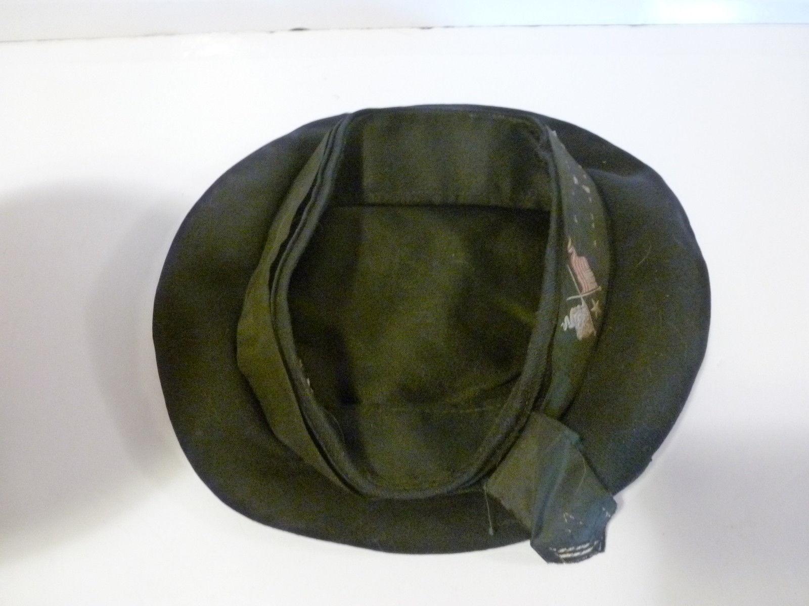 93ca54cfb22 U.s. Navy flat hats pre ww2 - Page 6