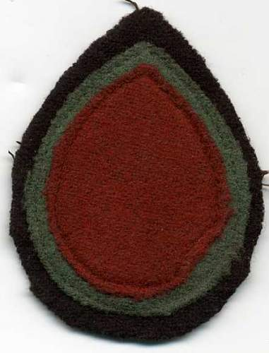 Click image for larger version.  Name:ATS Cloth Teardrop Beret Badge Backng001.jpg Views:131 Size:22.9 KB ID:84055