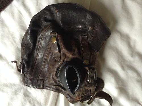 WW2 British flying helmet?