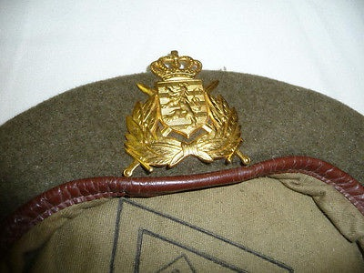 Unknown beret badge