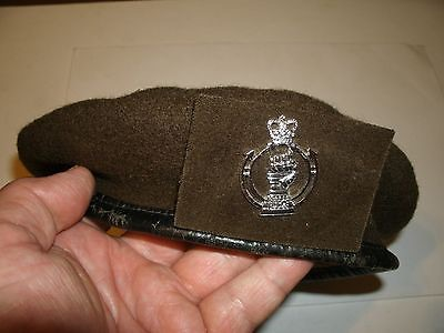 Thoughts on British beret