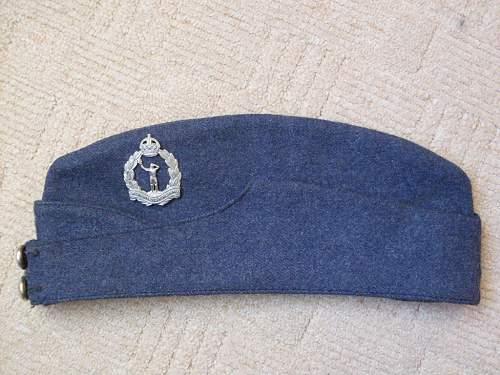 "ROC ""chip hat"" 1945 dated."