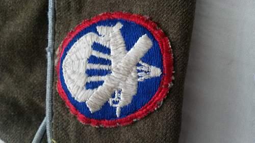 airborne garrison cap
