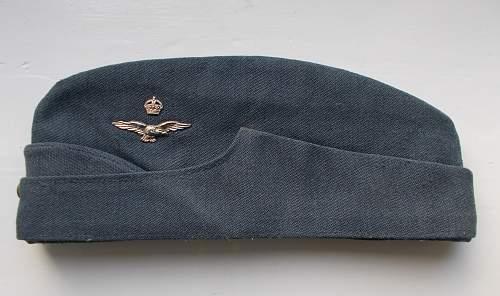 Click image for larger version.  Name:RAF chip hat 1.jpg Views:76 Size:260.1 KB ID:881581
