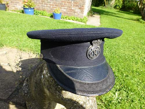 Latest possible Royal Navy Hat for consideration