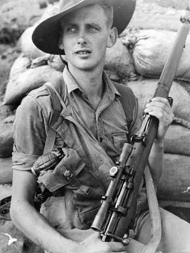 Click image for larger version.  Name:ANZAC, scoped Enfield.jpg Views:45 Size:38.5 KB ID:904903