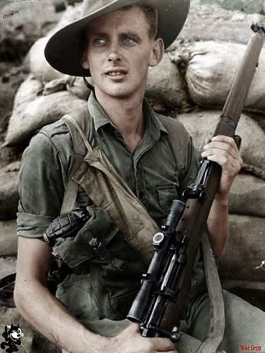 Australian ww2 slouch hats
