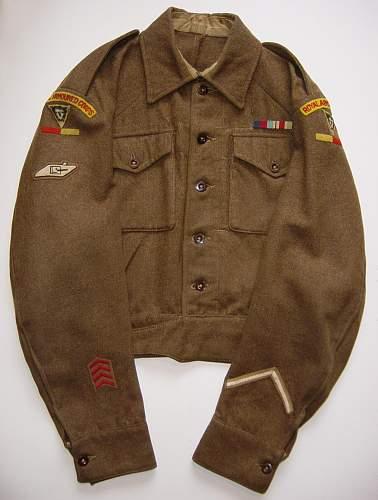 The Royal Tank Regt black beret