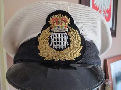 Post war Navy cap. Royal Navy? or Commonwealth?
