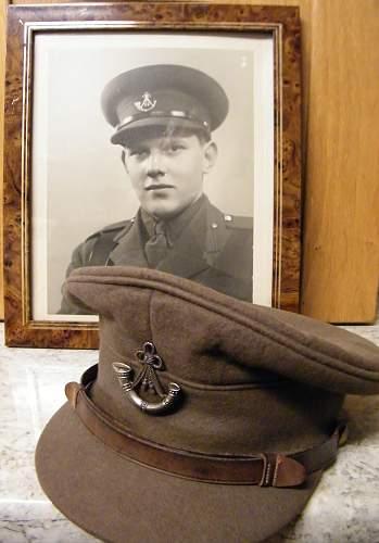 Oxford & Buckingham Light infantry OSD cap