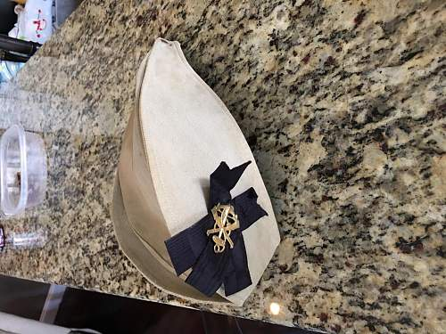 Grandfathers hat, help with identification and info