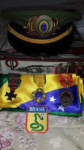 Brazilian caps