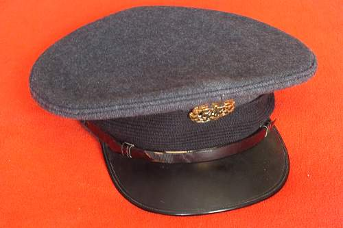 RAF LAC Peaked Cap