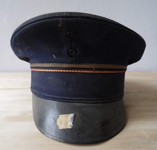 A quiet unusual worcestershire cap