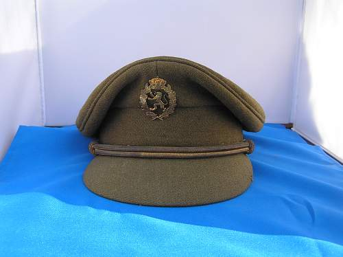 Canadian Cap WW2